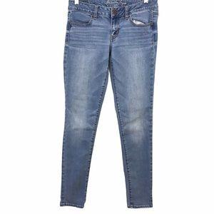 American Eagle Jegging Super Stretch Jeans Skinny